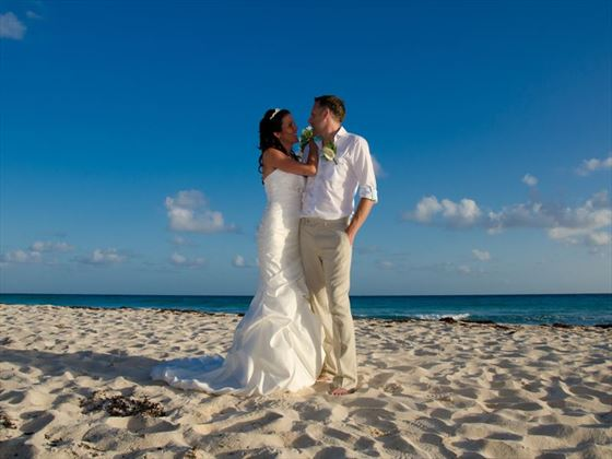 Beautiful beach weddings at Ocean Two Resort