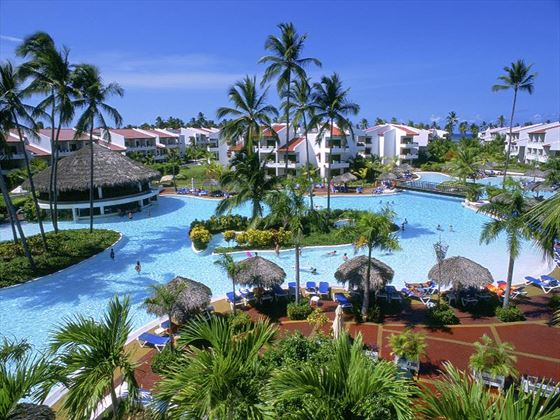 Occidental Punta Cana swimming pool