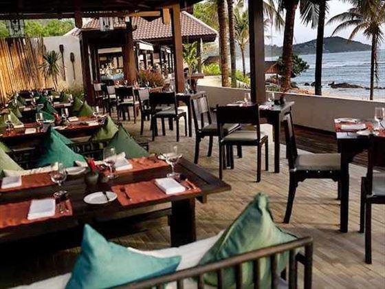 Ocean Kiss restaurant