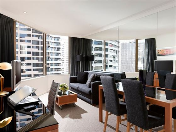 One-Bedroom Deluxe View at Quay West Suites Sydney