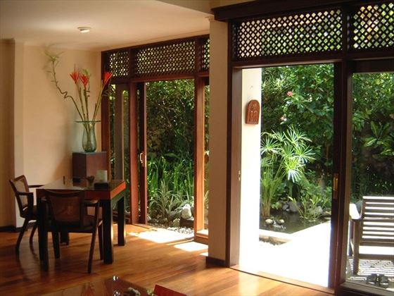 One Bedroom Garden Villa