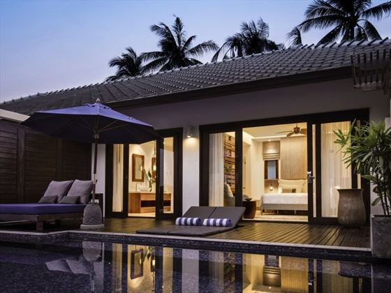 Outrigger koh samui beach resort koh samui book now with for Garden pool villa outrigger koh samui