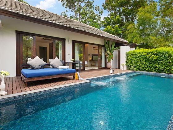 One Bedroom Pool Villa at Outrigger Koh Samui
