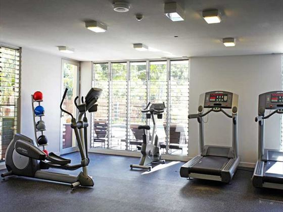 Outrigger Little Hastings Street Resort & Spa gym