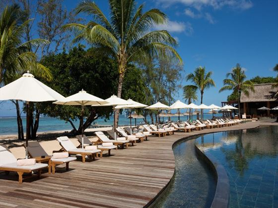 Outrigger Mauritius Resort pool