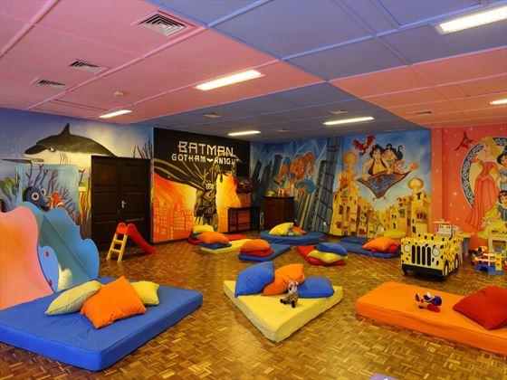 Ozone Kids Club at Sarova Whitesands