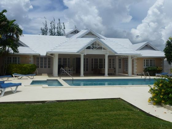 Villa Palexaura Tobago Book Now With Tropical Sky