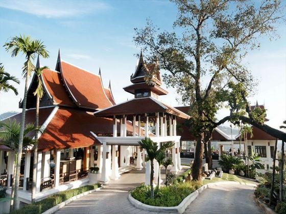 Panviman Resort Chiang Mai exterior view