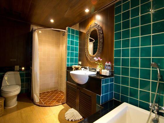 Panviman Resort Koh Phangan Hotel Superior Room bathroom