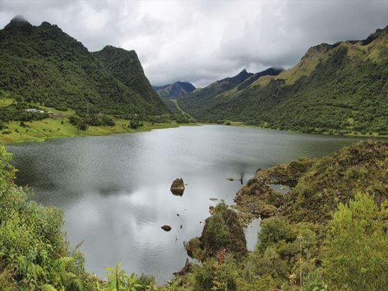 Papallacta Lake