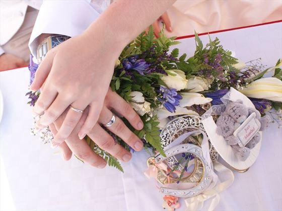 Weddings at Papillon Lagoon Reef