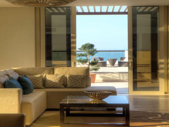Park Hyatt Abu Dhabi Hotel & Villas lounge