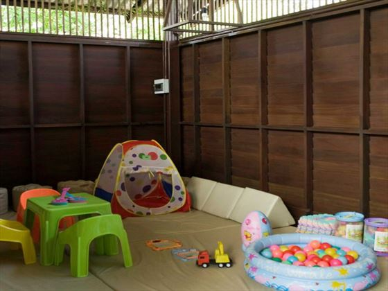 Peace Resort Samui kids play room