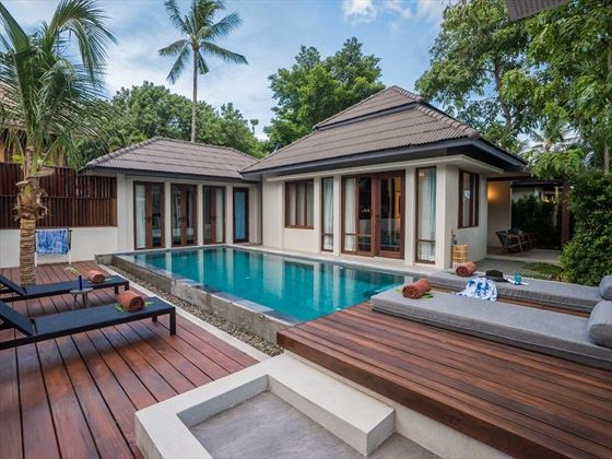 Two Bedroom Premier Pool Villa