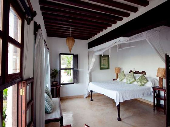 Peponi Hotel bedroom