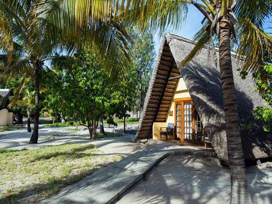 Pestana Bazaruto Lodge garden