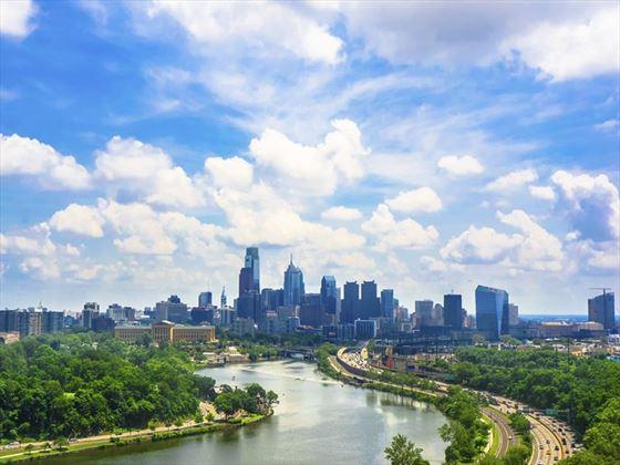 Philadelphia's Schuylkill River