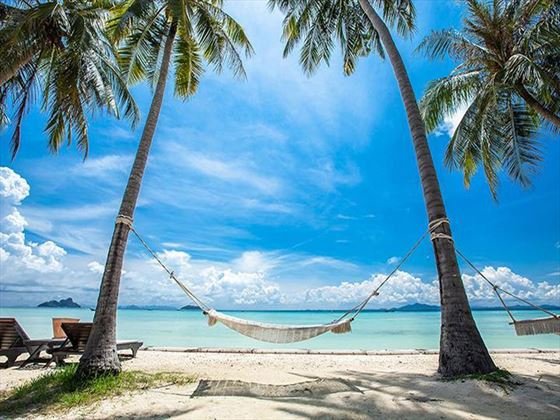 Relaxing honeymoon moments, Phi Phi Island Village Beach Resort