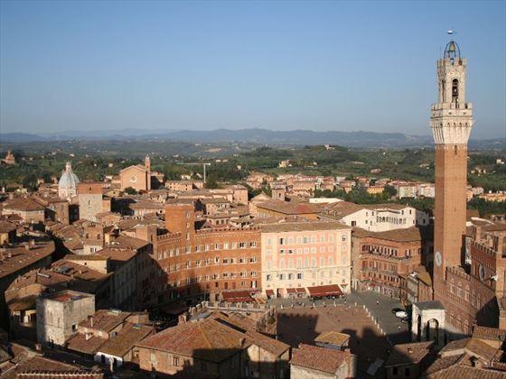 Piazzo del Campo Siena