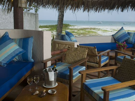 Pinewood Beach Resort & Spa, Peponi Beach Lounge
