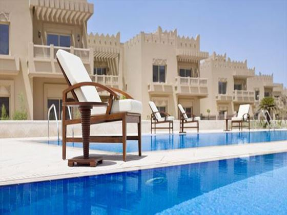 Grand Hyatt Doha pool