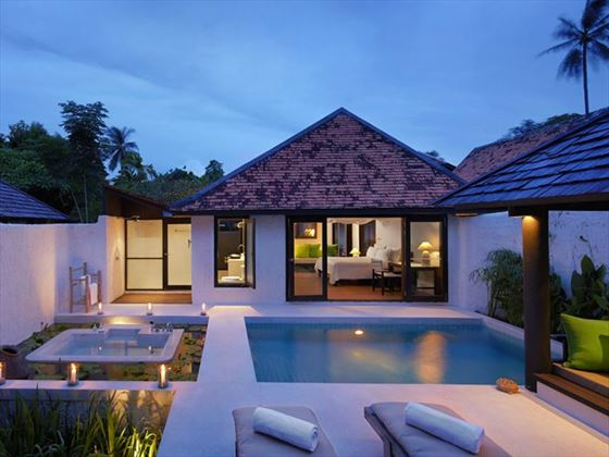 Pool Villa at Evason Hua Hin