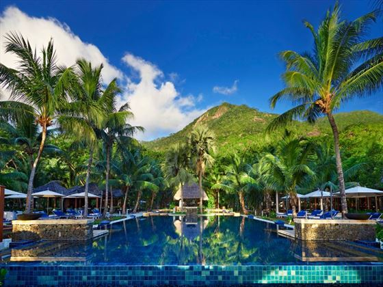 Hilton Seychelles Labriz Resort & Spa Main Pool