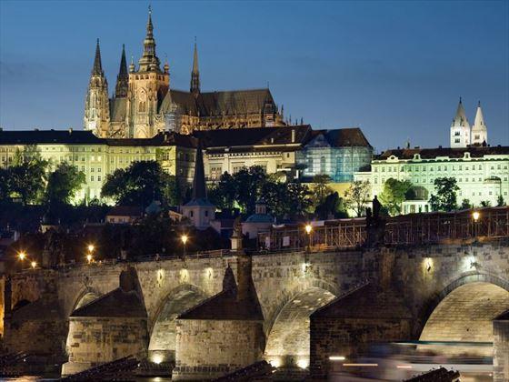 Hradcany Castle Prague