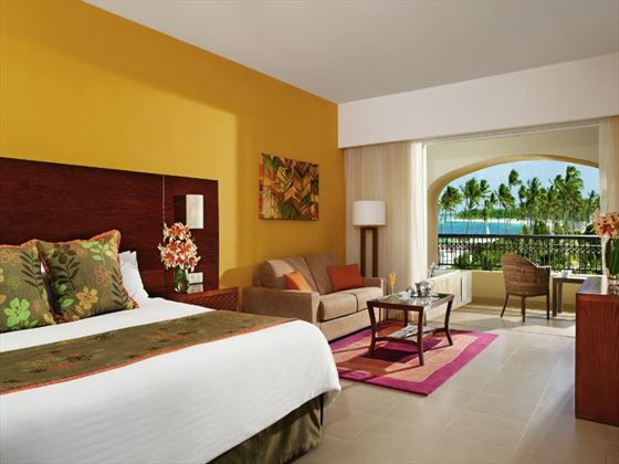 Preferred Club Deluxe Ocean View at Now Larimar Punta Cana Resort