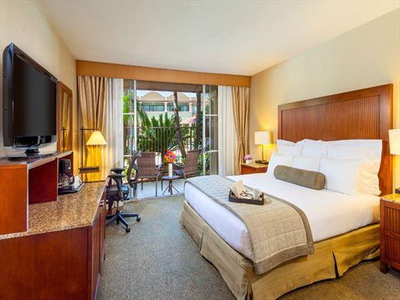 Premier King Room at Handlery Hotel