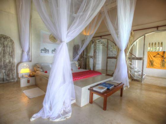 Private Villa bedroom