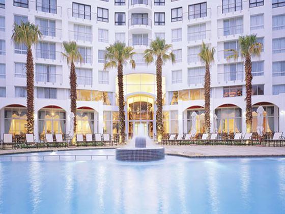 Protea Hotel President pool