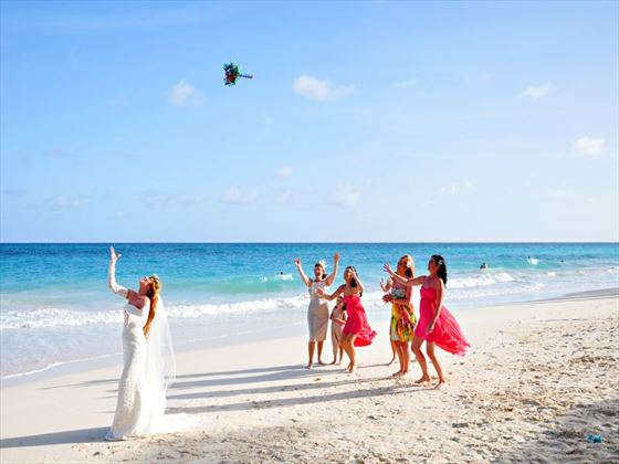 Weddings at Radisson Aquatica Resort