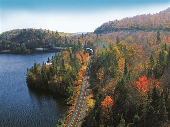Railway in Ontario