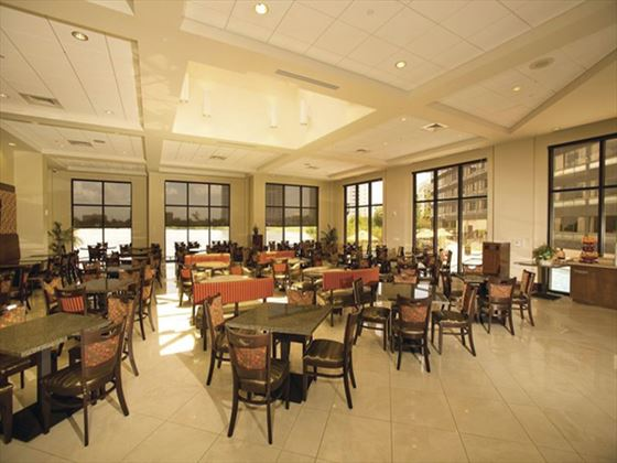 Ramada Plaza Resort & Suites Breakfast Lounge
