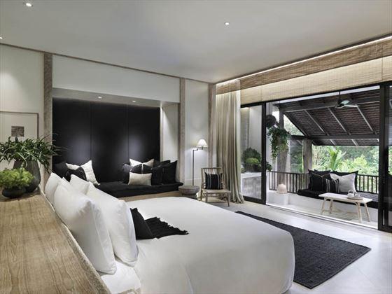 Rin Terrace Suite - Interior
