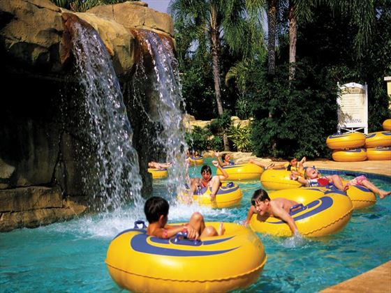 Lazy River at the Reunion Resort & Club Water Park