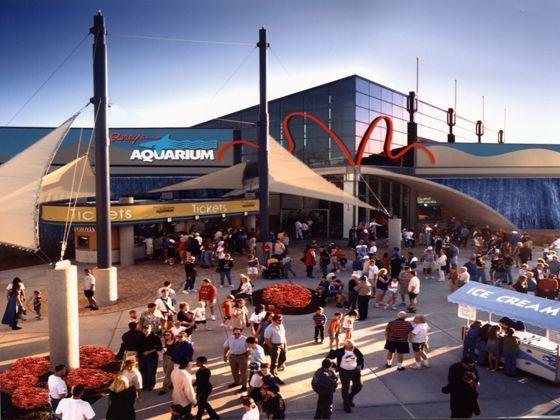 Ripley's Aquarium, Myrtle Beach, South Carolina