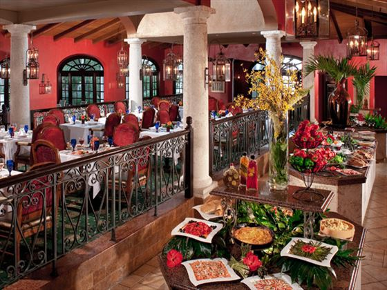 Ristorante Cassanova at Sandals Royal Bahamian Spa Resort