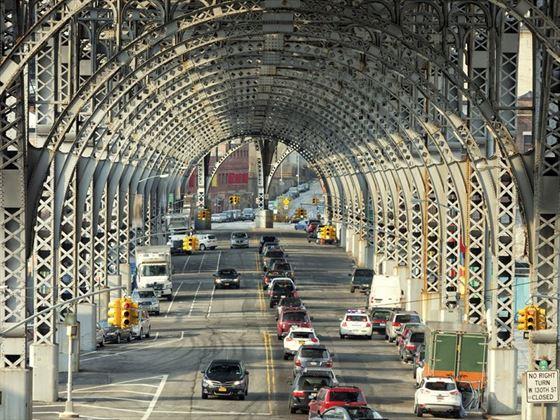 Riverside Drive Viaduct, Harlem