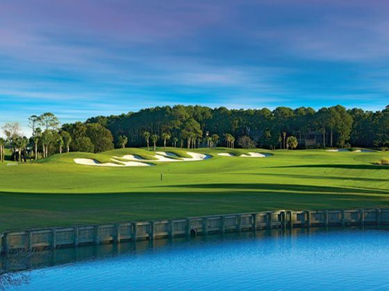 Robert Trent Jones Oceanfront Golf Course