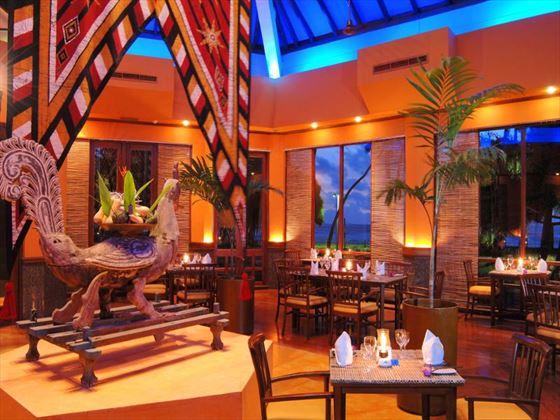 Royal Palms Beach Hotel oriental restaurant