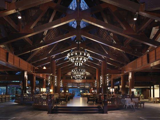 Meritus Pelagi Beach Lobby