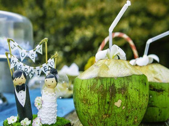 Samabe Bali Resort & Villas weddings