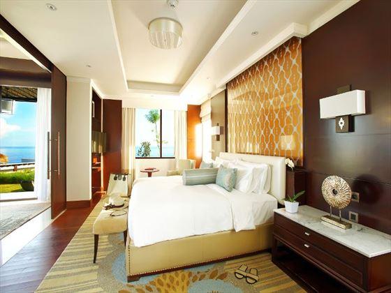Samabe Two-Bedroom Ocean Pool Villa bedroom
