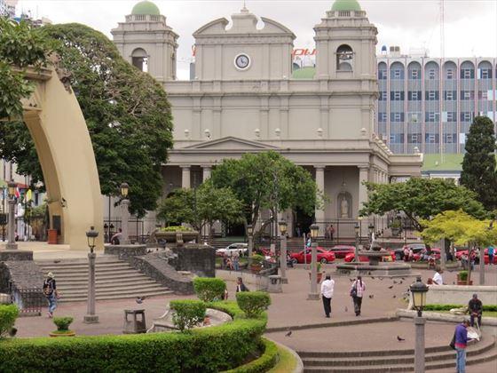 San Jose square