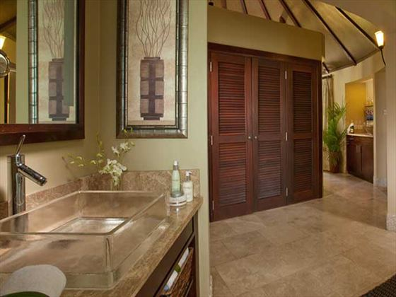 Sandals Grande St Lucian Spa & Beach Resort bathroom