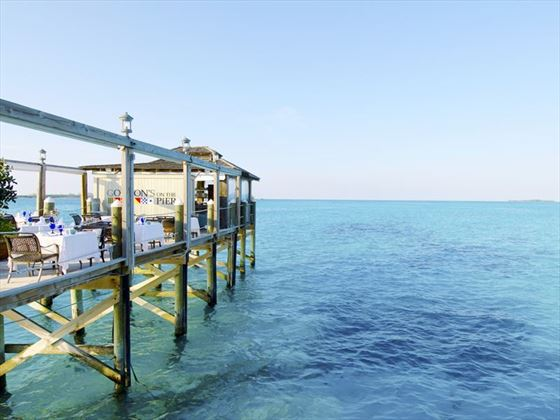 fe23c6022862 ... Sandals Royal Bahamian Spa Resort Gordons on the Pier Restaurant ...