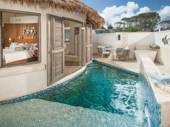 Sandals Royal Barbados, Villa with Private Pool