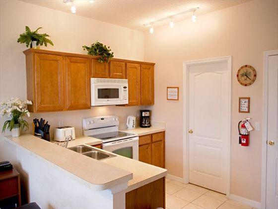 Sandy Ridge Typical kitchen